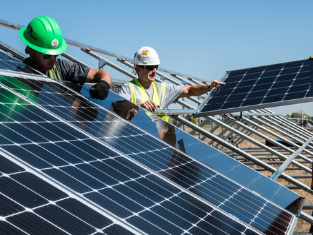 Careers prospects in a low carbon economy
