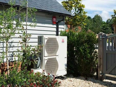 Warm homes - warm world?