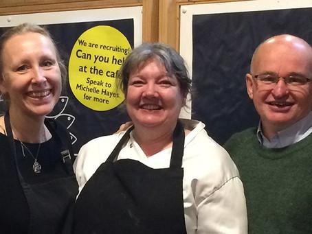 Feeding the 5,000 in Harrogate