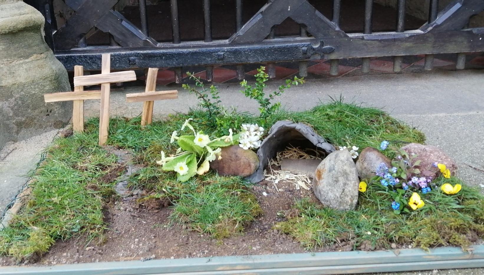 Easter Garden 2