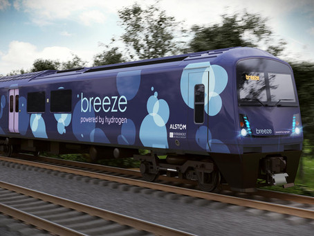Are hydrogen trains the future of UK travel?