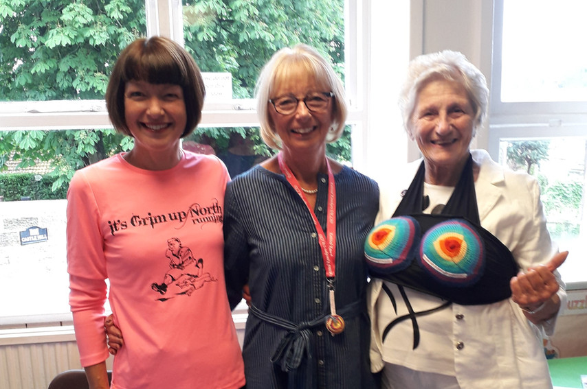 KNITTED KNOCKERS TEAM