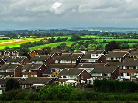 Why not build zero carbon new homes, offices, factories and community buildings.