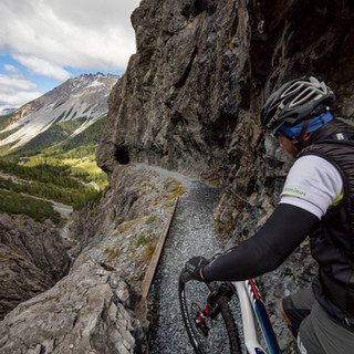 Biken durch die Uinaschlucht