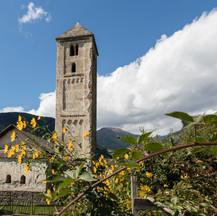 St.Benedikt und ihre Fresken