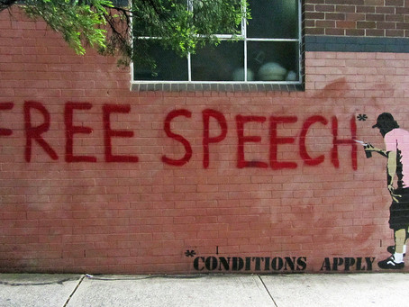 Free Speech To Controlled Speech: Is Social Media The Right Judge?