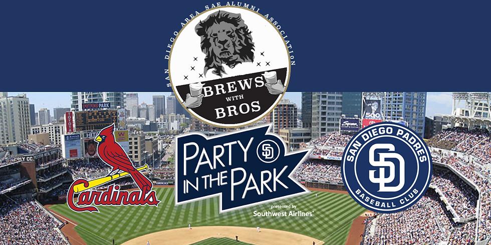 Brews with Bros VIII @ San Diego Padres