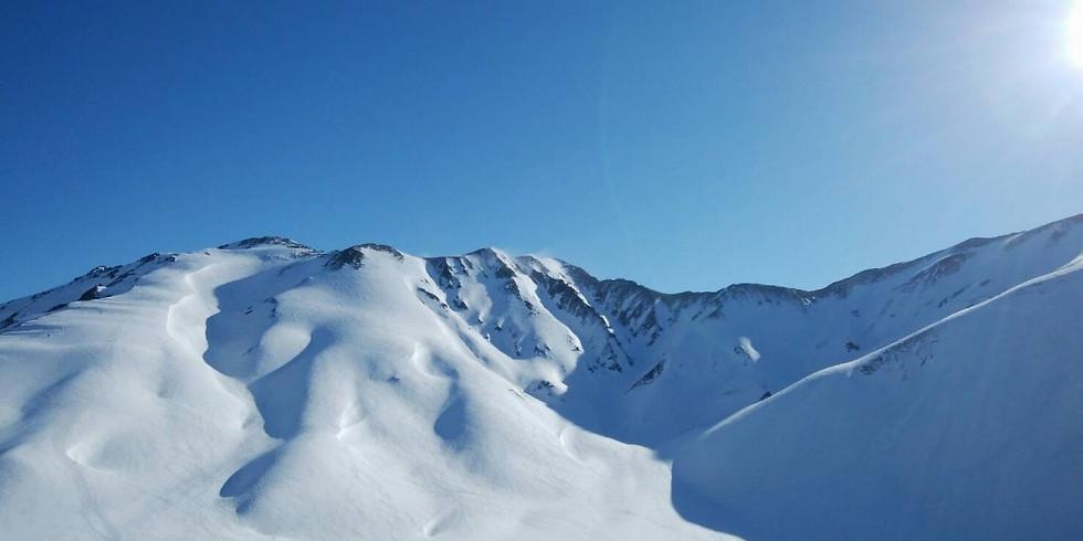 アルペンルート開通! 残雪期 立山登山【催行中止】