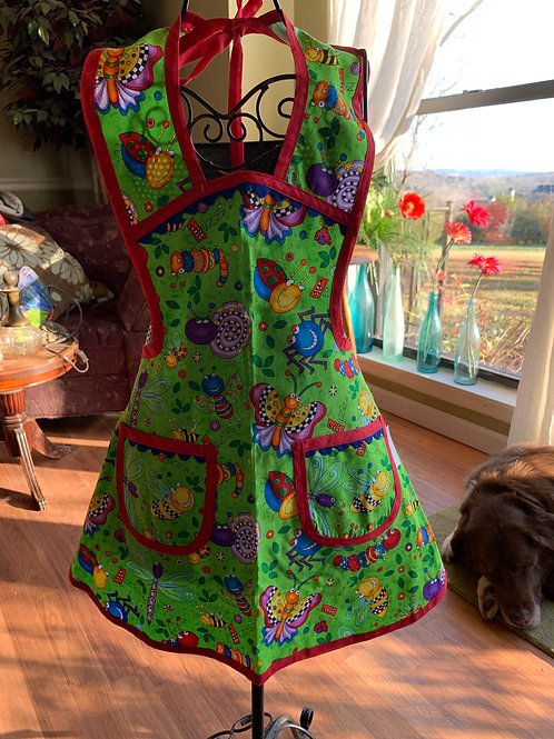 Aprons - 5-6 yr old girls
