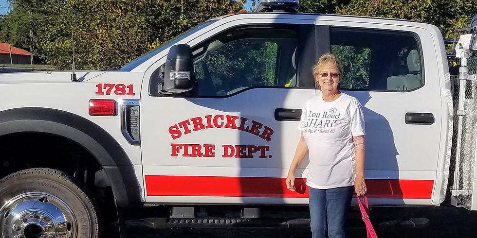Strickler Volunteer Fire Dept. Fundraiser