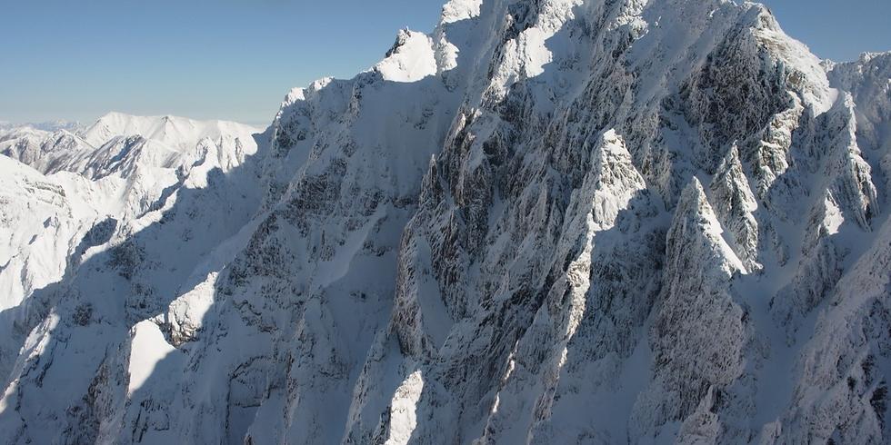 上高地開通 残雪期の北アルプスへ 奥穂高岳登山【催行中止】