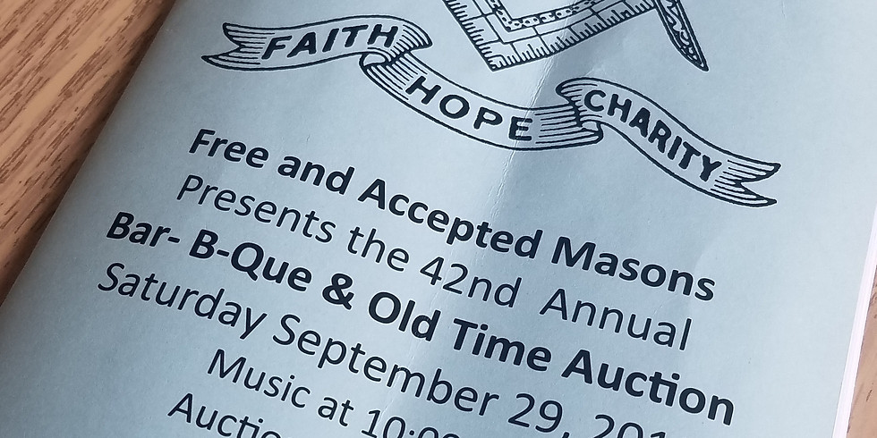 Uniontown Old Time Auction
