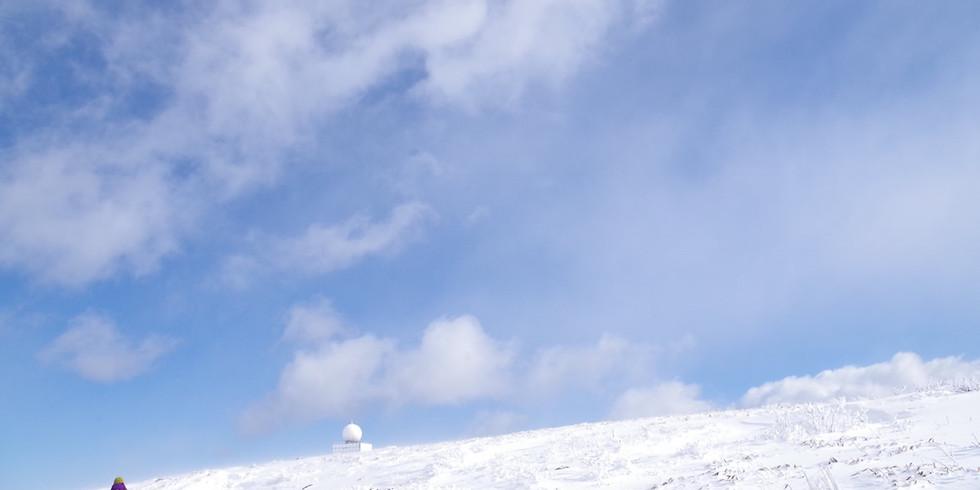 厳冬期 蓼科山・黒斑山登山【催行決定 定員満了】