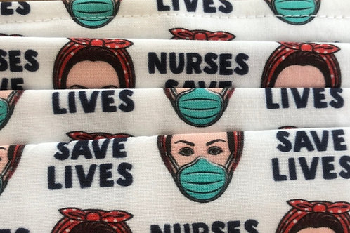Nurses Save Lives