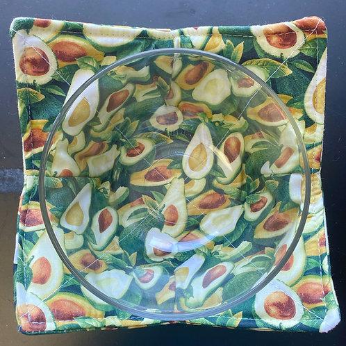 Soup Koozie - Avocados
