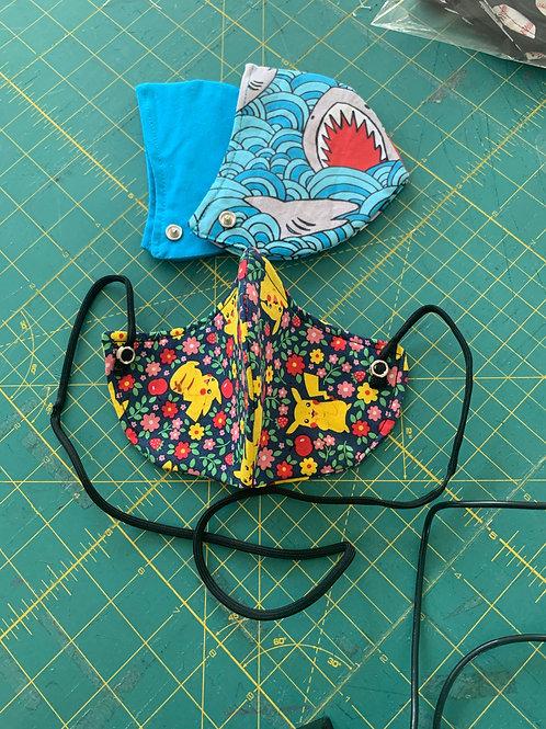 PanDam Kid Mask Pack(3)