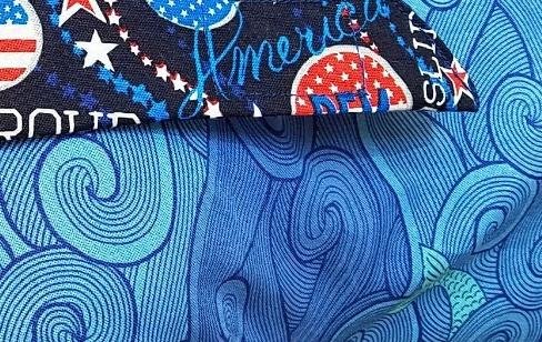 designer fabric for handmade sewing
