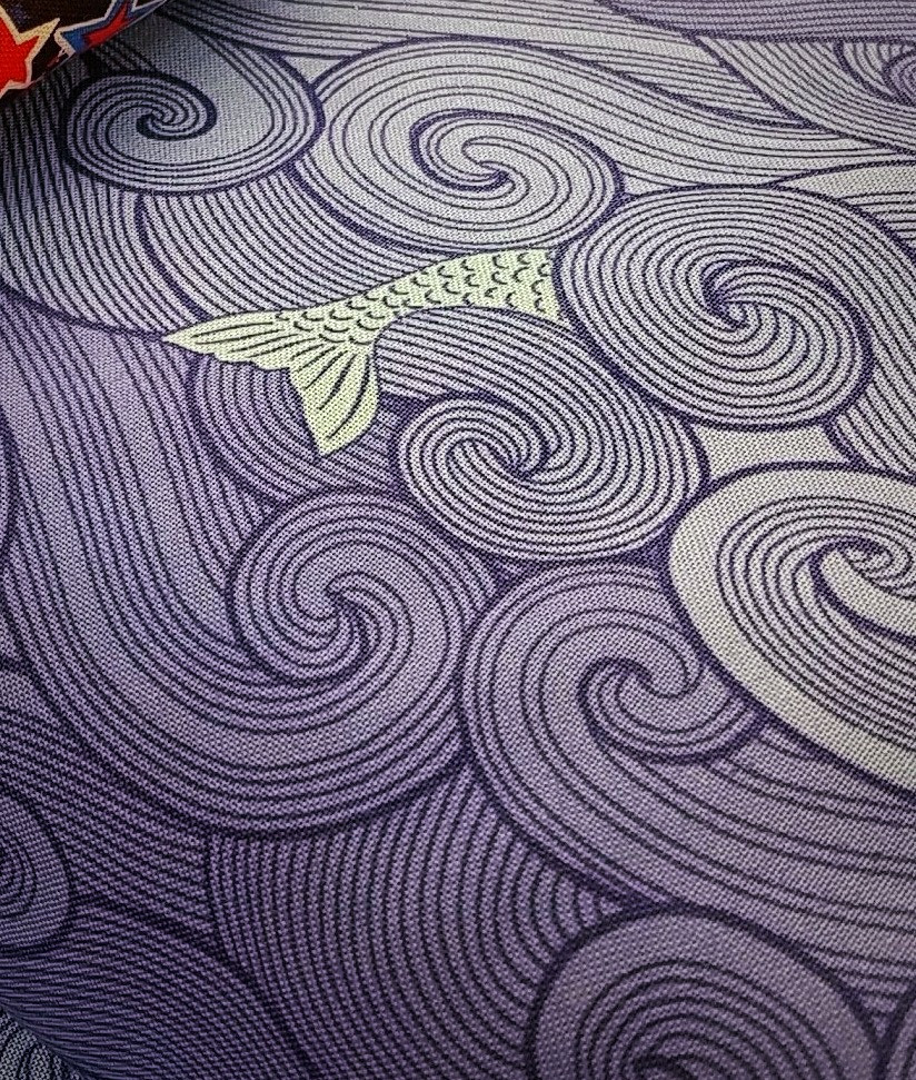 designer fabric for new product