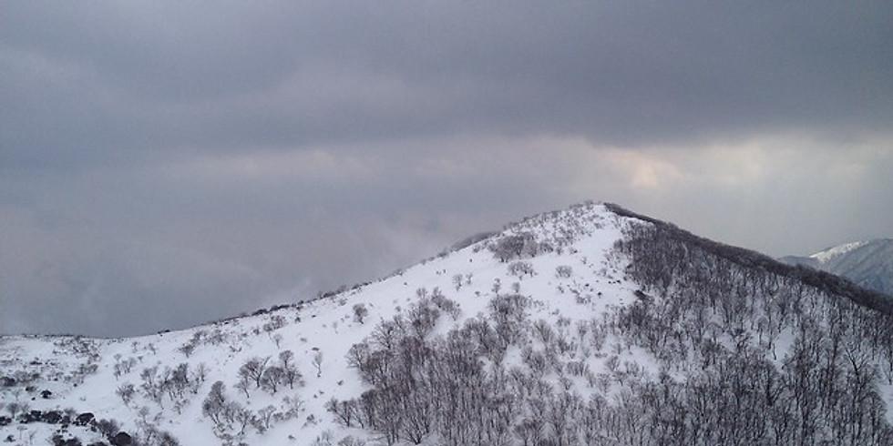年越し登山 藤原岳(催行決定・定員満了)