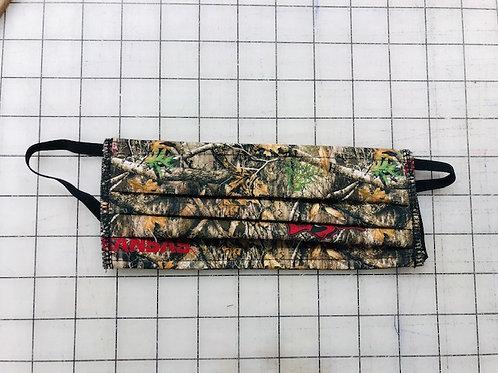 Camo Razorback Fabric