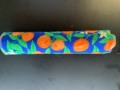 Reusable UnPaper Towels -Oranges
