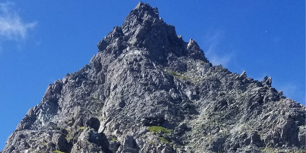 天を突く岩峰 登山者の憧れ槍ヶ岳登山【催行決定 定員満了 】