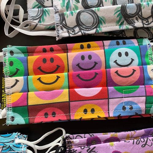 Face mask - Smiley Face