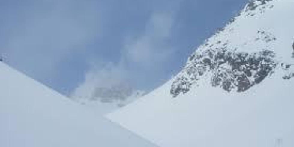 厳冬期の百名山に登ろう 焼岳登山(催行決定・定員満了)