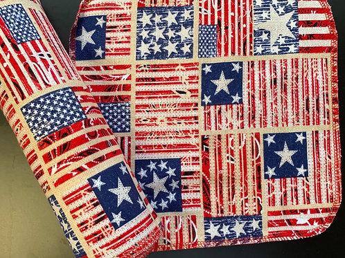 Reusable Unpaper Towels - Patriotic