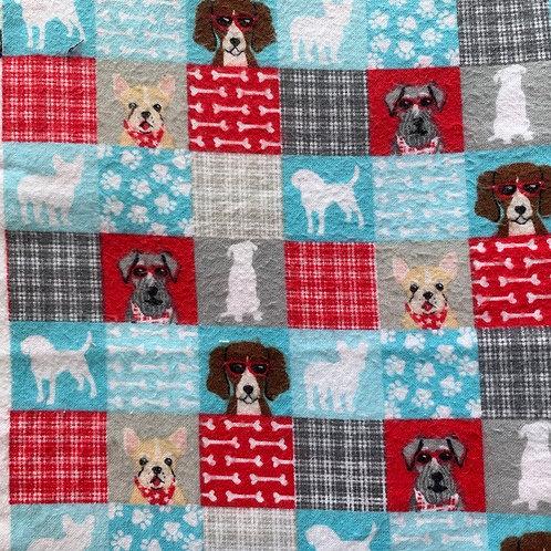 Reusable Unpaper Towels - Dog Pack