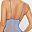 Thumbnail: Blue Lace Mesh Teddy