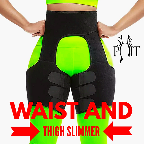 Lower Waist and Thigh Slimmer