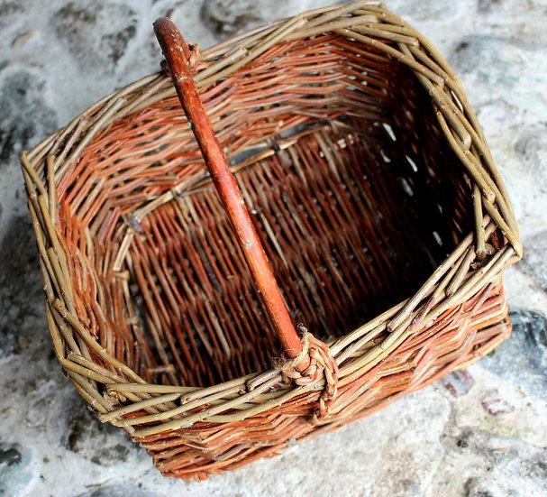 Small handle basket