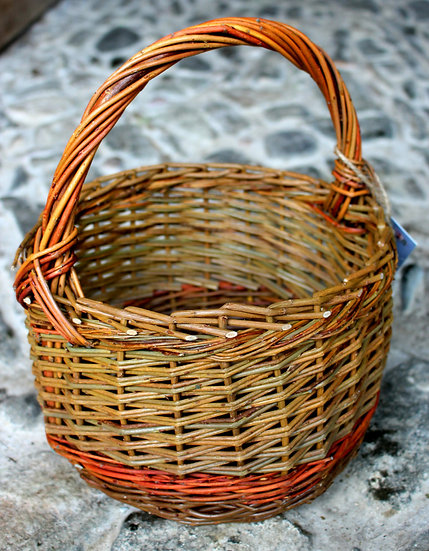 Small Round Handle Basket