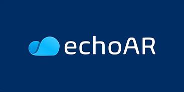 echoAR - Logo 2020 - Background - Round