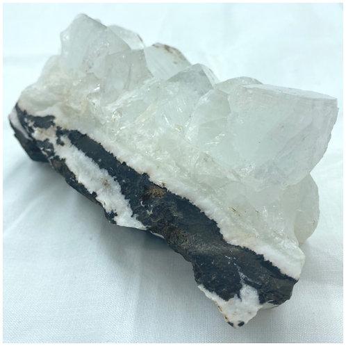Clear Calcite Specimen 002