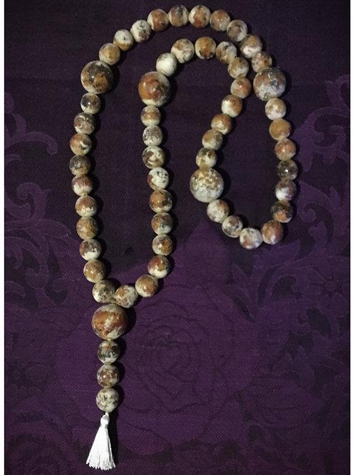 Large Wall Hanging Mala Beads