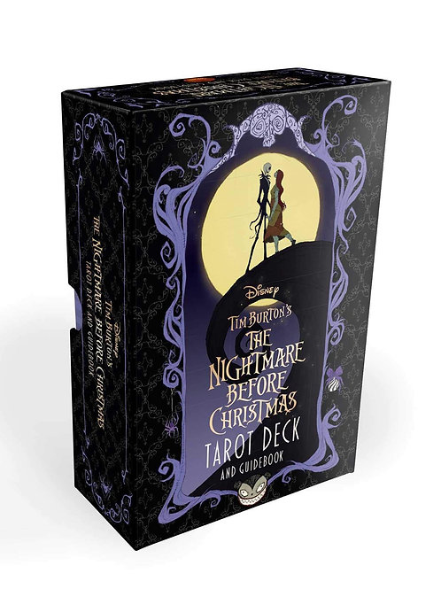 The Nightmare Before Christmas Tarot