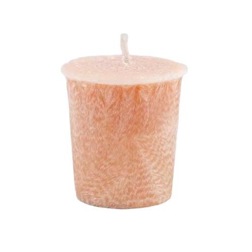 Sandalwood Palm Oil Votive Candles