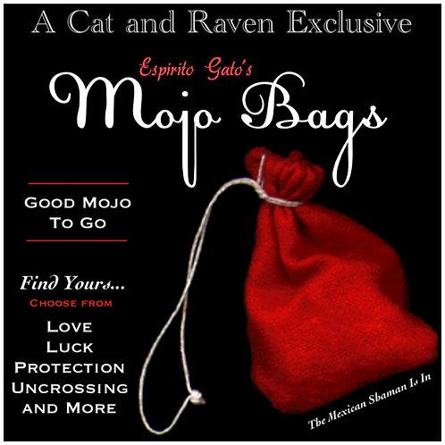 Espirito Gato's Mojo Bags