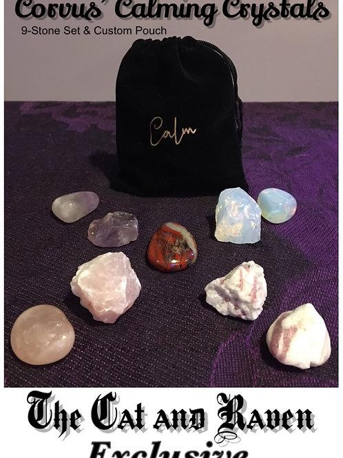 Corvus Calming Crystals (Set)