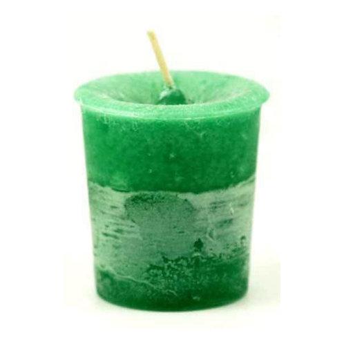 Sage Handcrafted Votive Candles