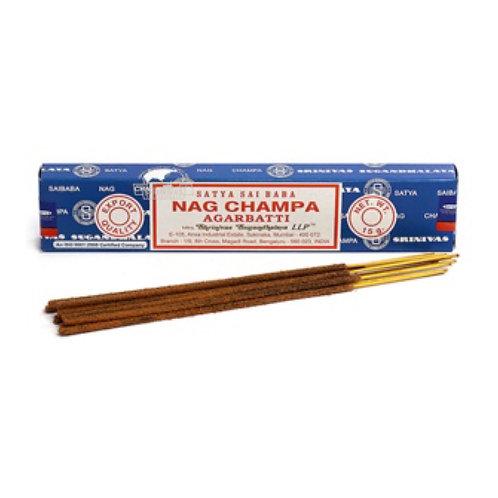 Nag Champa Incense Sticks (15g)