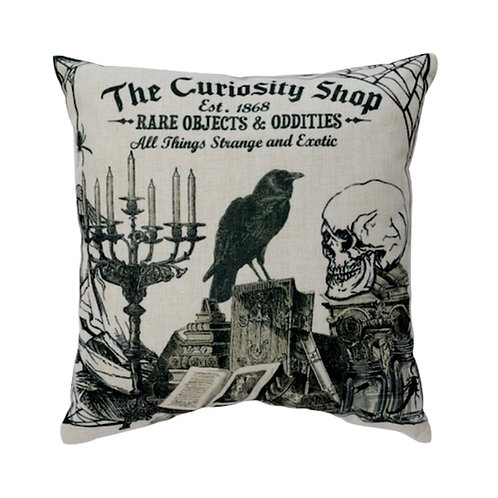 Vintage Throw Pillows (Halloween)