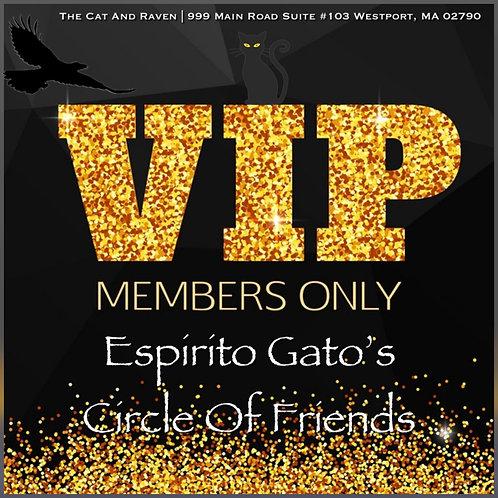 Membership: Espirito Gato's Inner Circle