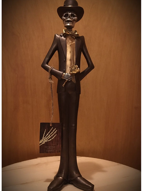 Day of the Dead Groom Statue