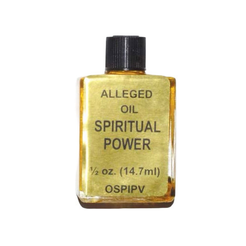 Spiritual Power Oil (.5 oz)