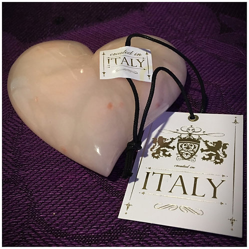 Alabaster Hearts
