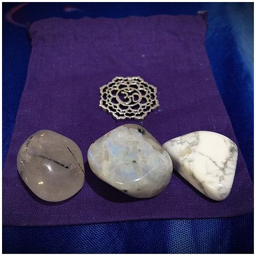 Corvus Chakra Crystals Collection I (Individual)