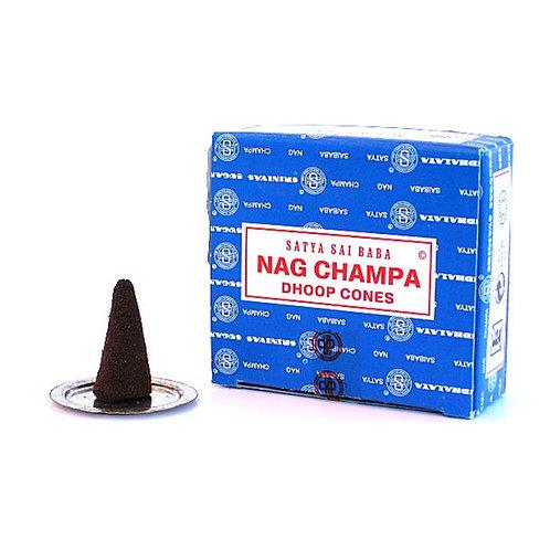 Nag Champa Incense Cones (12pk)